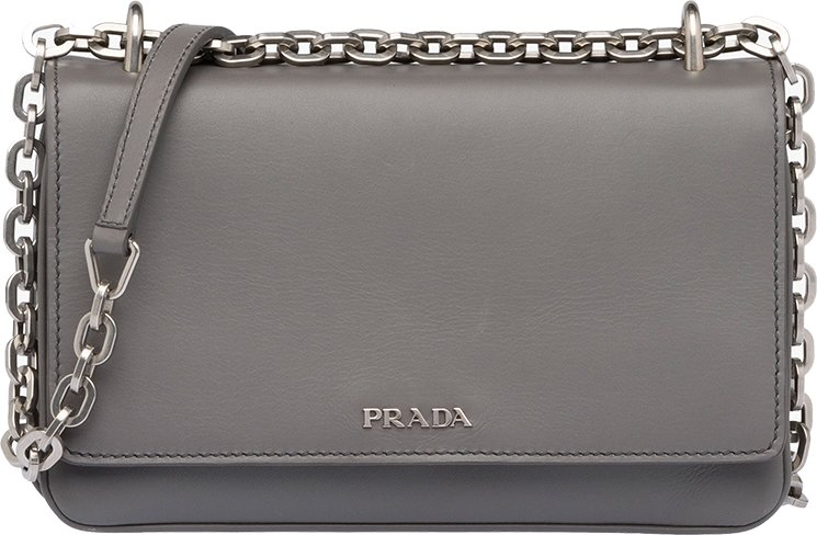 pradda - Prada Chain Shoulder Bag | Bragmybag