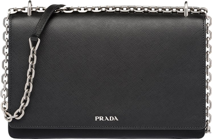 e875dea35c0f ... where to buy prada chain shoulder bag 700a4 832e9