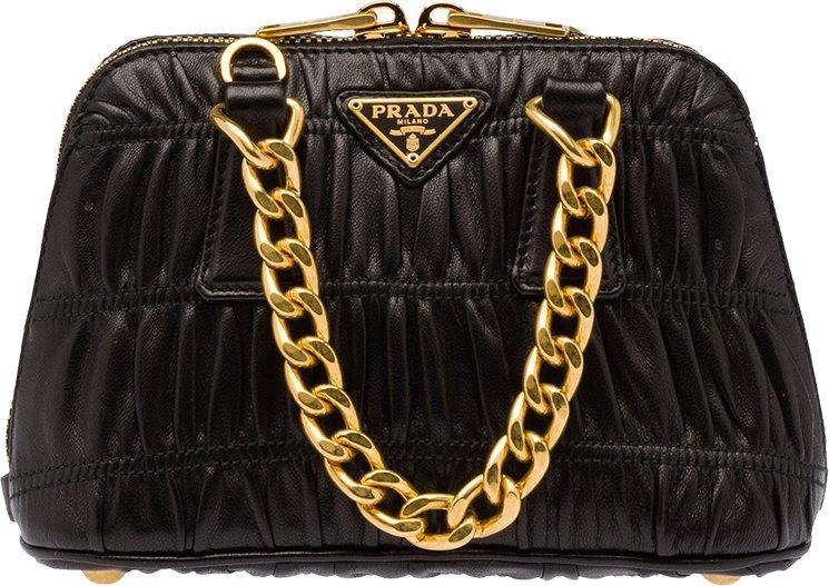 Prada Mini Gaufre Galleria Bag | Bragmybag
