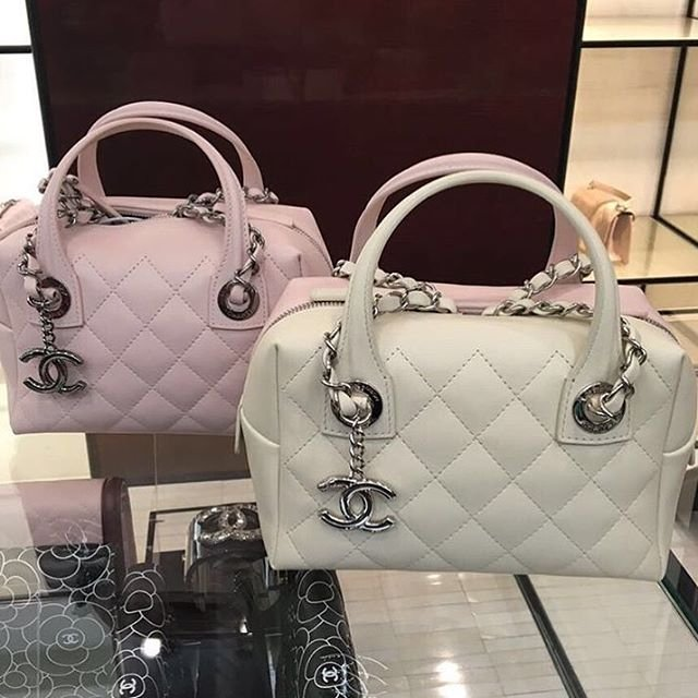 08f4ac756255 Chanel Quilted Duffle Bag | Bragmybag