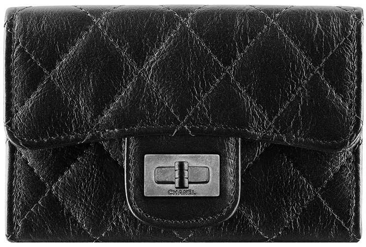 Chanel-Reissue-2.55-Mini-Wallet