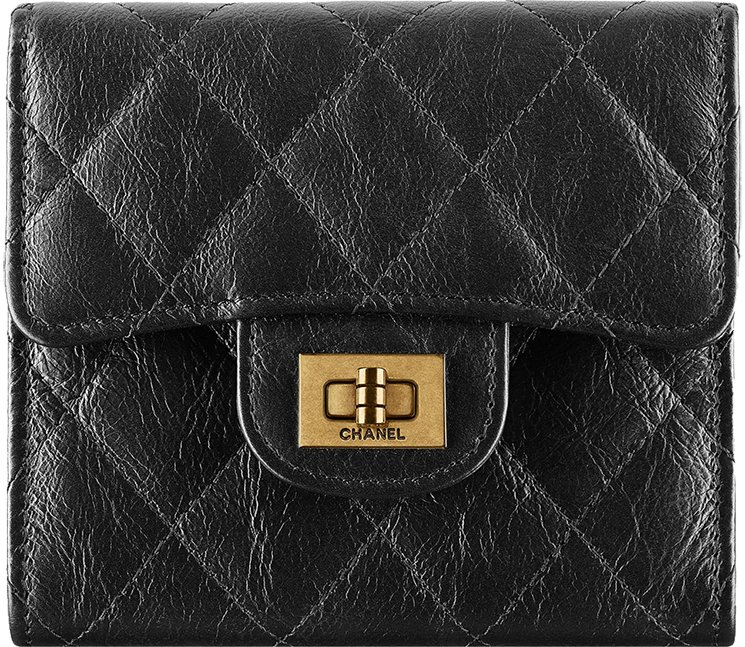 Chanel-Reissue-2.55-Small-Wallet