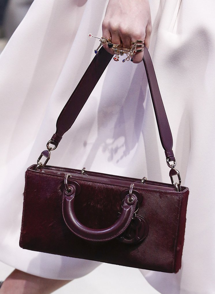 Dior Fall Winter 2016 Runway Bag Collection   Bragmybag 5354b35548