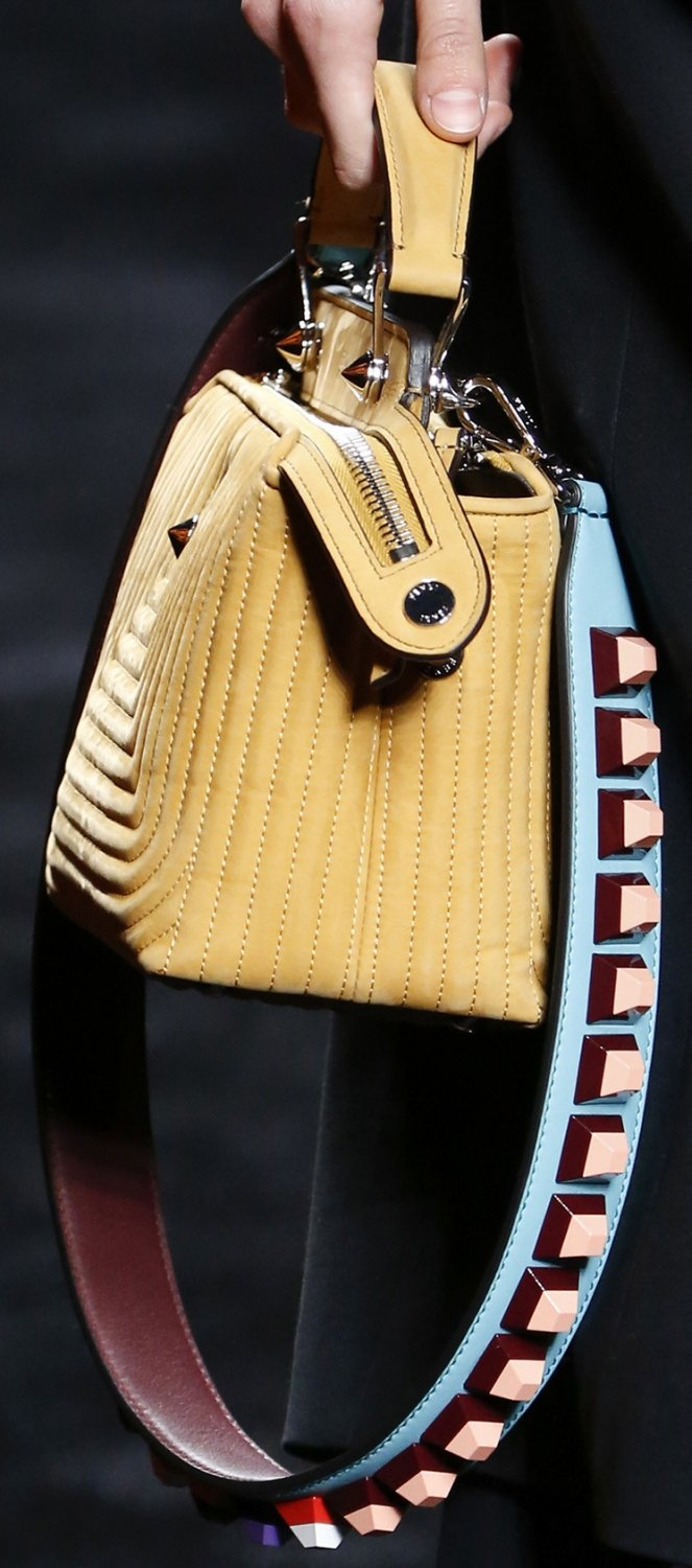 Fendi Fall Winter 2016 Runway Bag Collection   Bragmybag 60d2016997