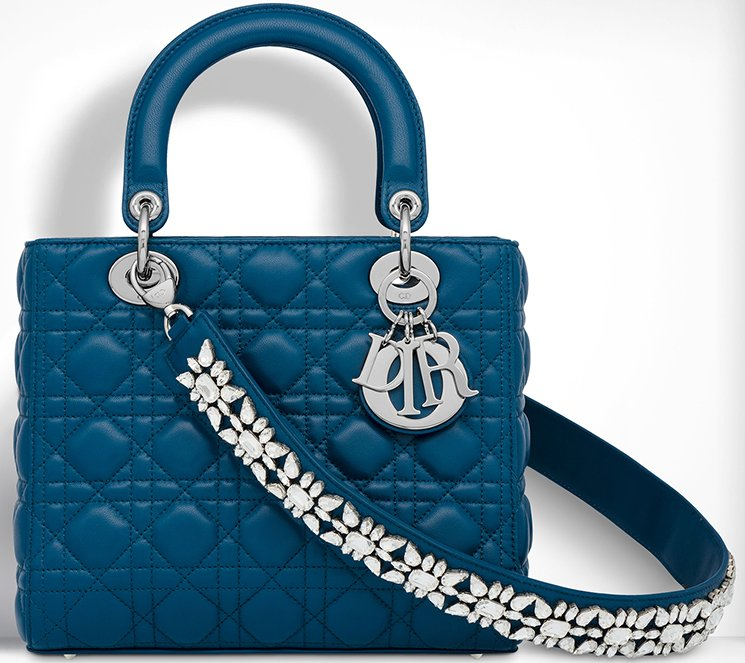 Lady-Dior-Bag-With-Embroidered-Shoulder-Strap-2
