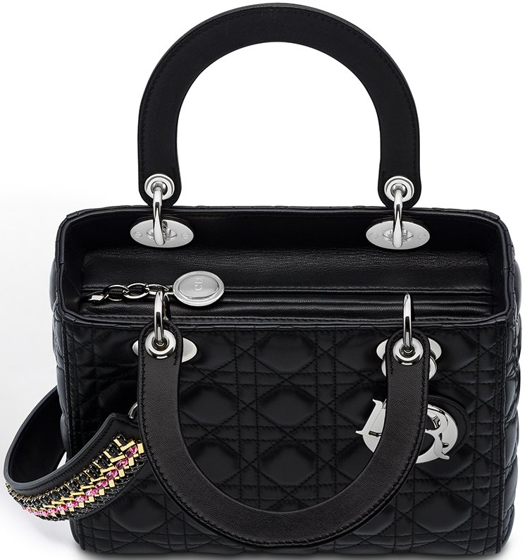 Lady-Dior-Bag-With-Embroidered-Shoulder-Strap-5