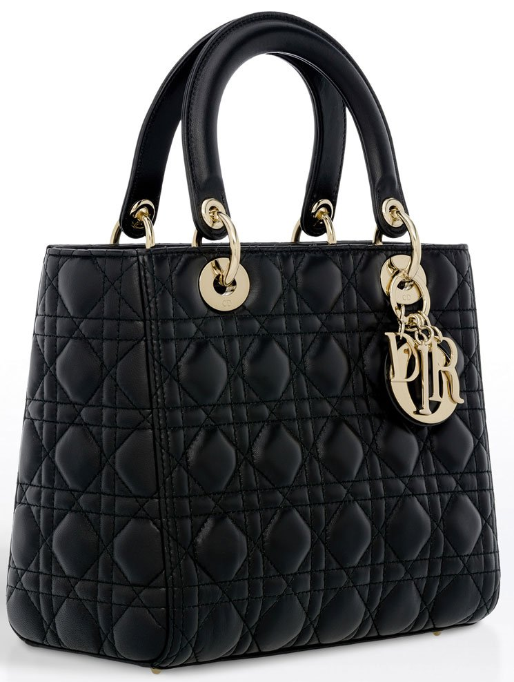 The Ultimate Guide  Dior Timeless Bags   Bragmybag 05111ccbb1