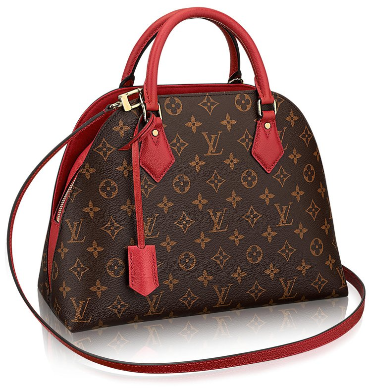 Louis Vuitton Alma B N Bag