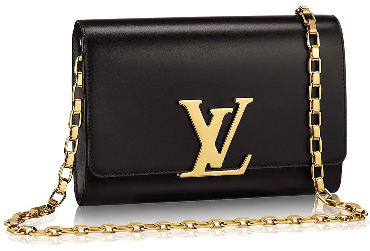 Louis-Vuitton-Chain-Louise-Bag
