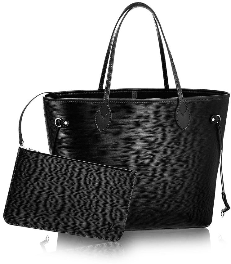 Louis-Vuitton-Neverfull-Epi-Bag