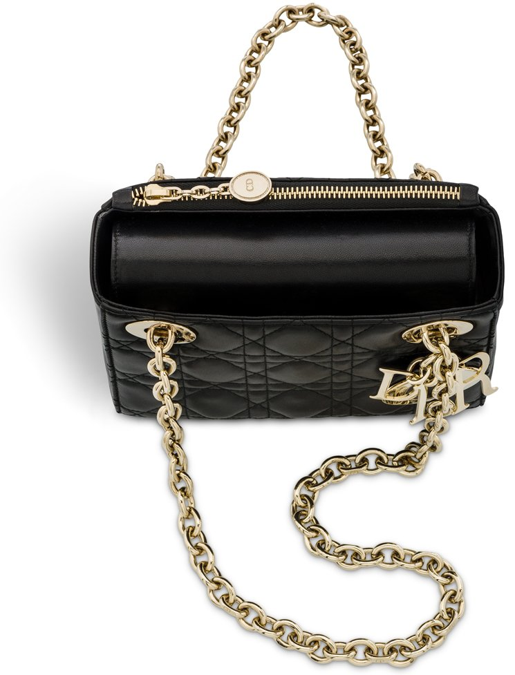 Mini-Lady-Dior-With-Double-Chain-3
