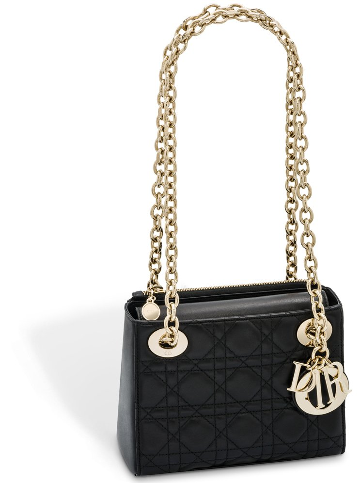 Mini-Lady-Dior-With-Double-Chain-4