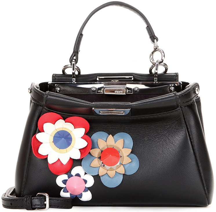 Fendi Peekaboo Flower