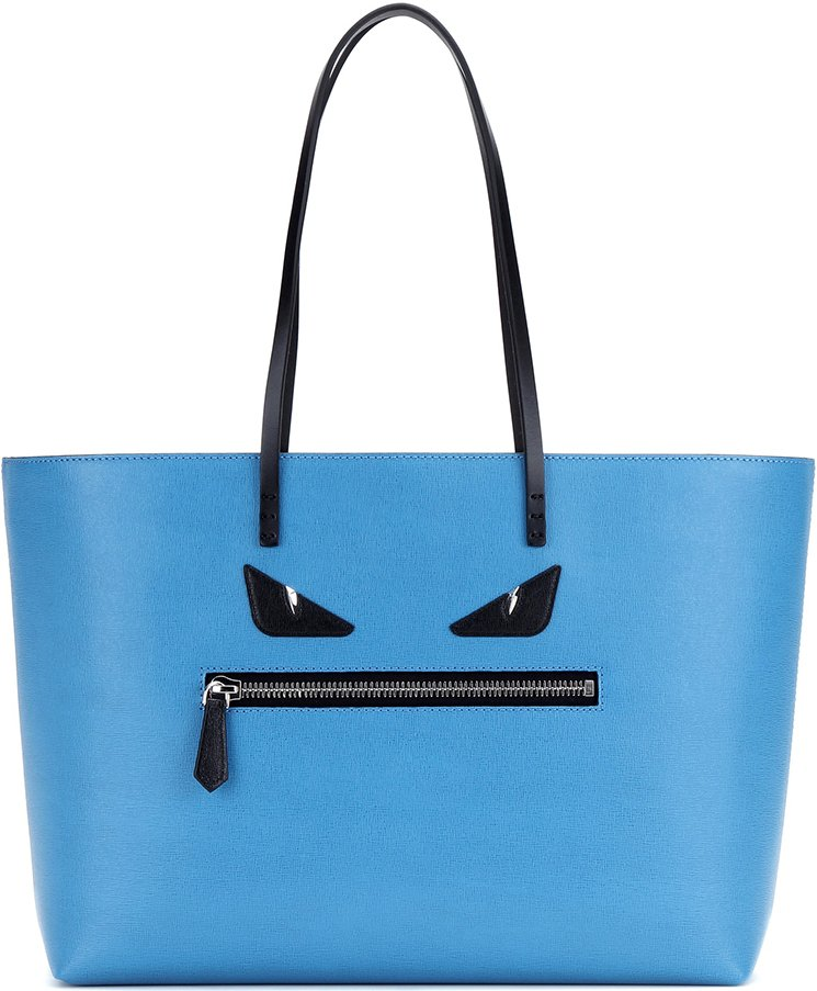 Fendi Purse With Face