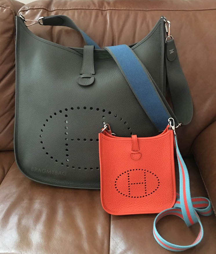 hermes evelyne tpm bag
