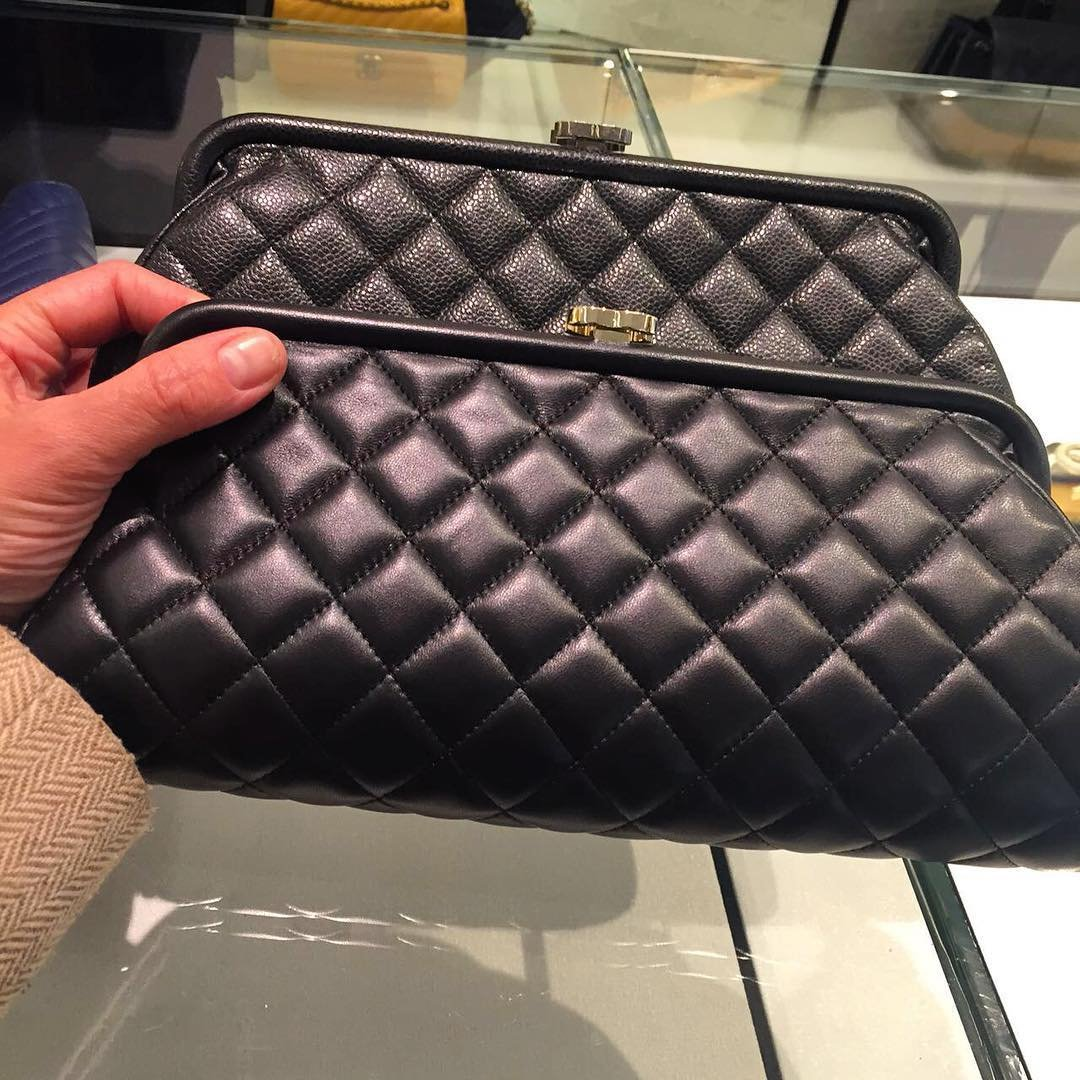 It's Still Our Favorite: Chanel Timeless Clutch Bag | Bragmybag : chanel quilted clutch bag - Adamdwight.com