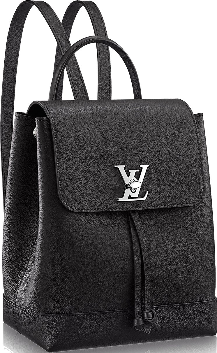 louis vuitton lockme backpack bragmybag. Black Bedroom Furniture Sets. Home Design Ideas