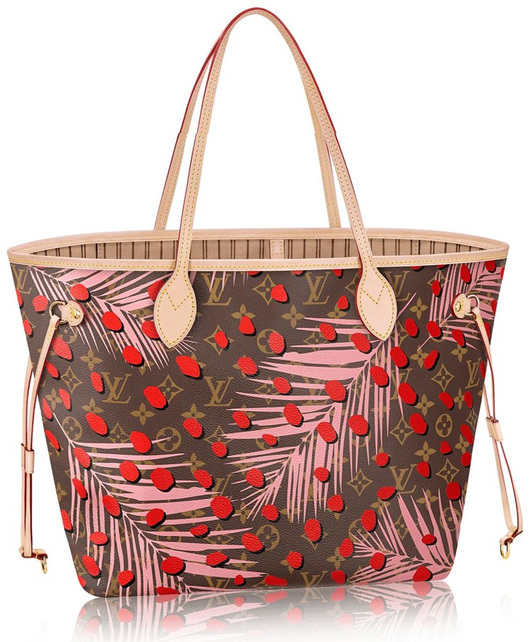 Louis-Vuitton-Monogram-Canvas-Jungle-Dots-Bag-Collection-12