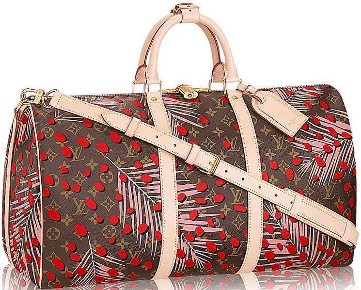 Louis-Vuitton-Monogram-Canvas-Jungle-Dots-Bag-Collection-2
