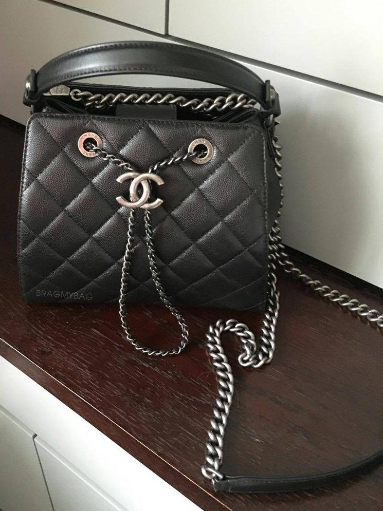 Shopping With Amaira Chanel Cc Bucket Bag Bragmybag