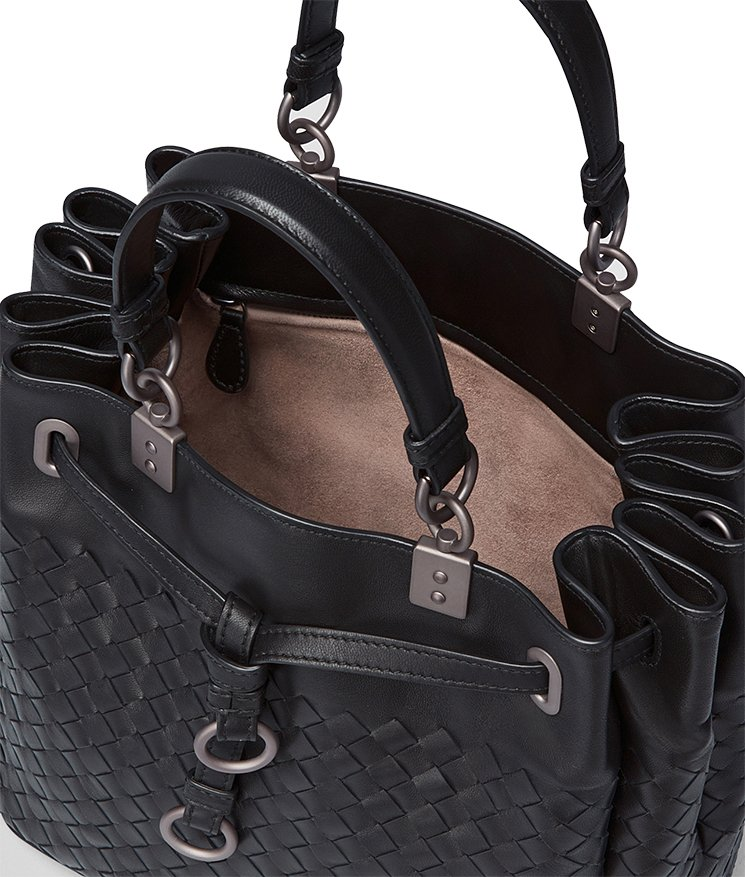 69c9f8f40e7a Bottega Veneta Intrecciato Nappa Bucket Bag – Bragmybag