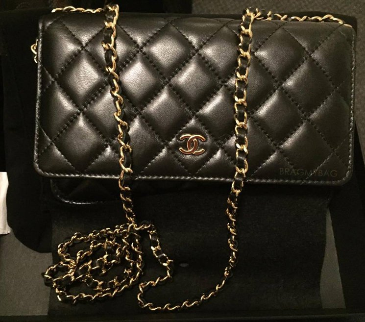 64477fbbbdfdaf Shopping with Emily: Chanel Classic Quilted WOC in lambskin | Bragmybag