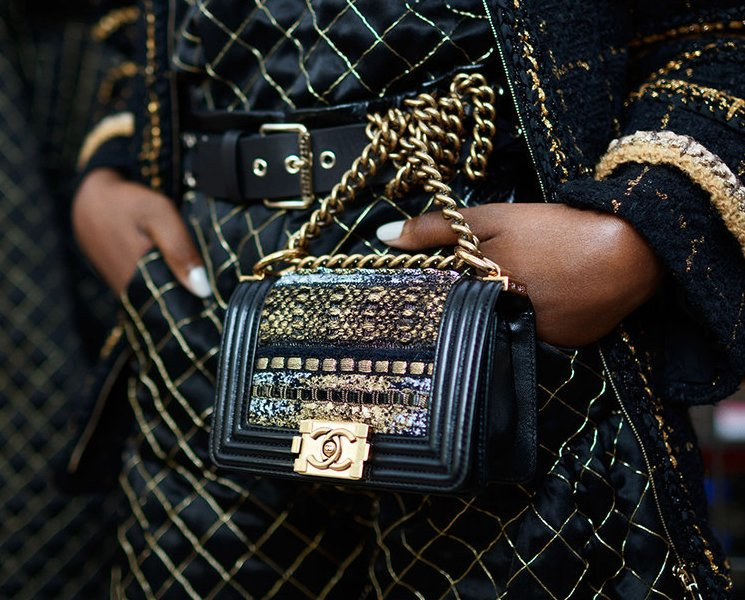 30c83bc370aa Chanel Fall Winter 2016 Bag Collection Preview | Bragmybag