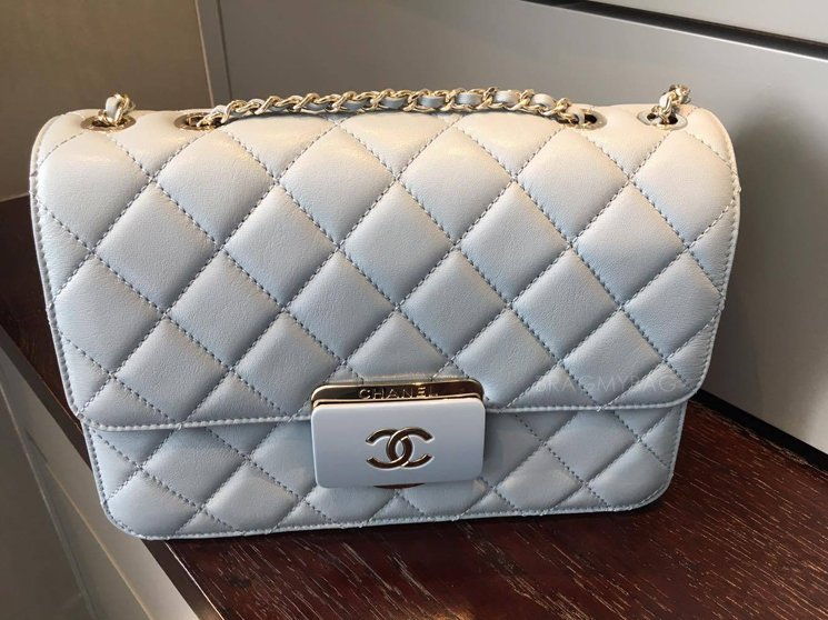 Chanel-Quilted-CC-Plate-Flap-Bag-baby-blue-3