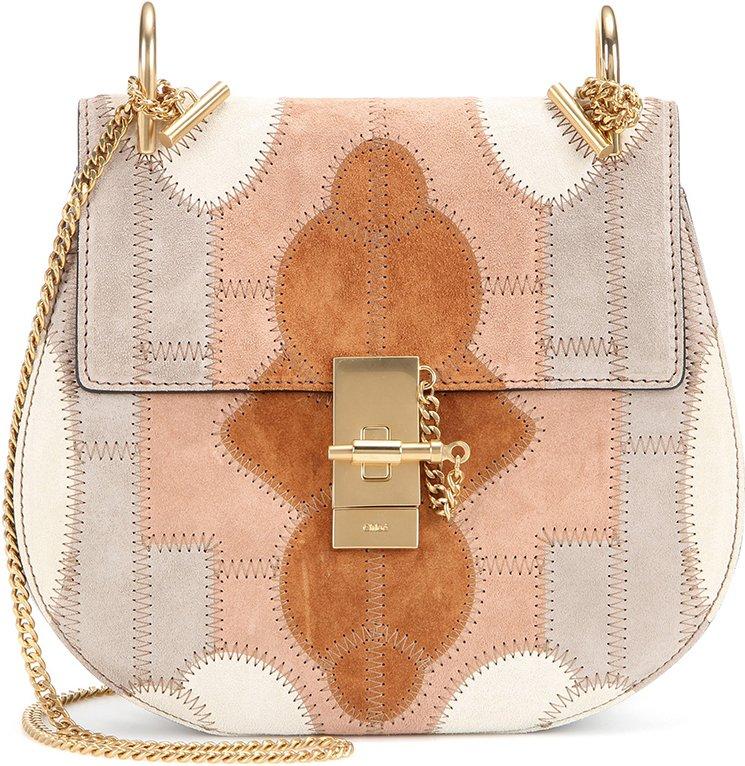 Chloe Drew Flower And Rainbow Bag – Bragmybag 226933ec2fb26