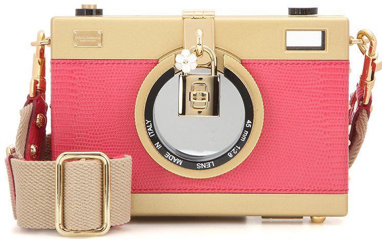 4a89f97edc81 D G-Camera-Case-leather-shoulder-bag. Dolce   Gabbana ...