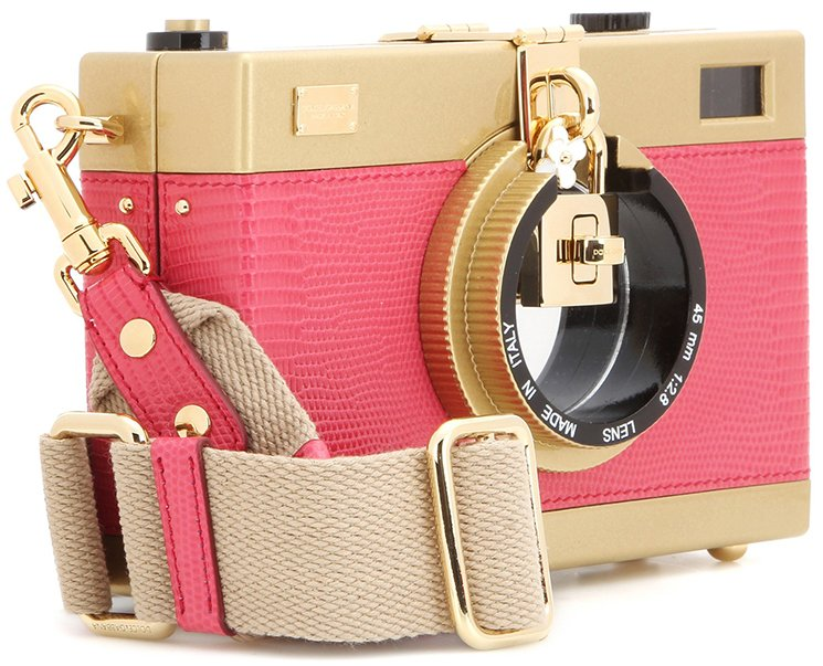 66dc6463caee Dolce And Gabbana Camera Case Bag – Bragmybag
