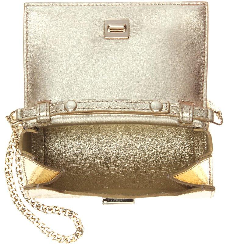 Givenchy-Micro-Pandora-Box-Metallic-Shoulder-Bag-2