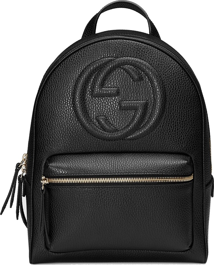 gucci soho leather backpack bragmybag