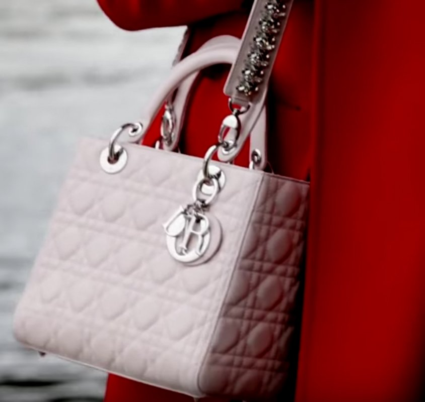 Lady-Dior-Bag-with-Crystal-Strap-7