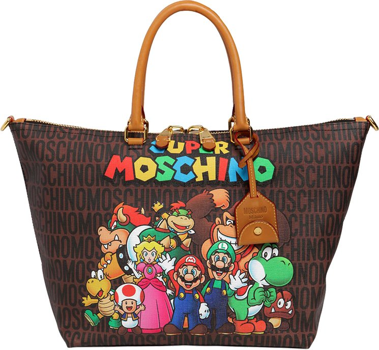 Moschino-Super-Mario-Bag-Collection
