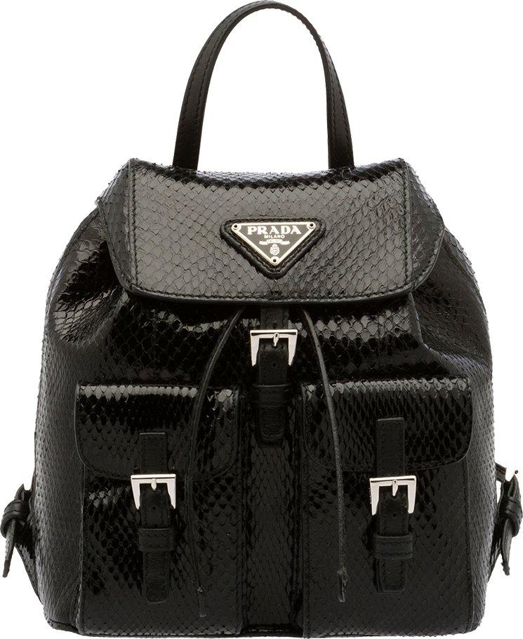 prada gold purse - Prada Vela Mini Backpack | Bragmybag