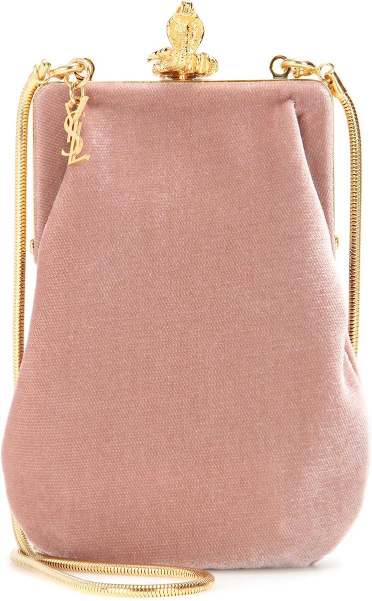Saint-Laurent-Bijoux-Serpent-shoulder-bag