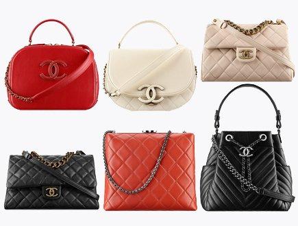52b3dc73bbad Chanel Pre-Fall 2016 Seasonal Bag Collection – Bragmybag