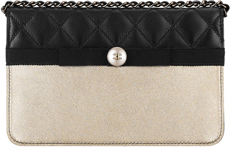 81a4a7cf0c6c Chanel Pearl Wallet On Chain Bag | Bragmybag