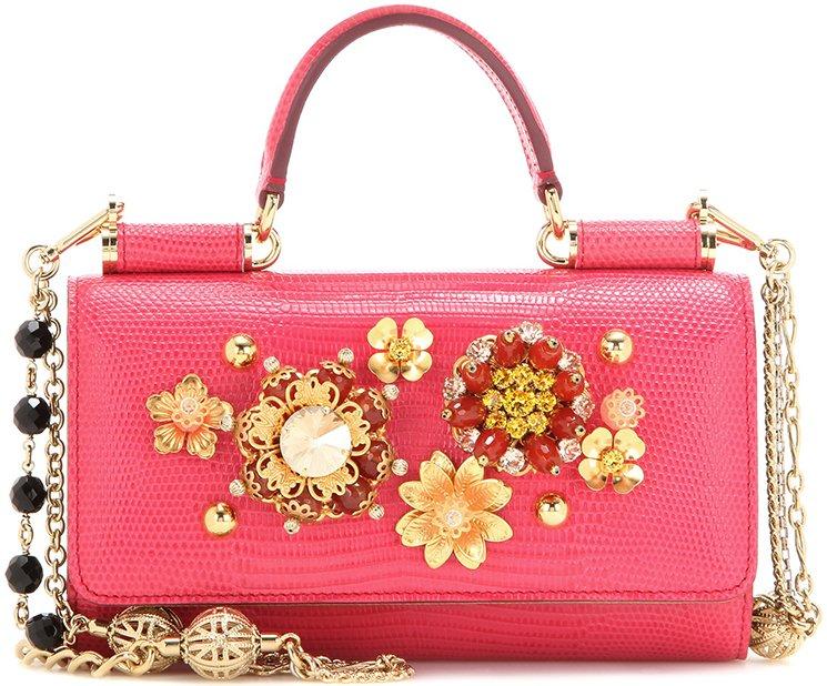 Dolce and Gabbana Sicily Von Smartphone Bag – Bragmybag 2bb954031ceb1