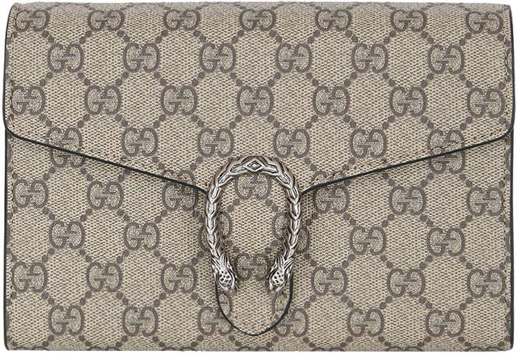 Gucci Dionysus Wallet On Chain Bag Bragmybag