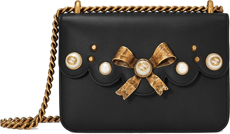 Gucci Purse With Bow