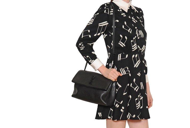 Saint Laurent monogrammed West Hollywood bag Free Shipping Best Sale Sale Fashionable PwQeiH