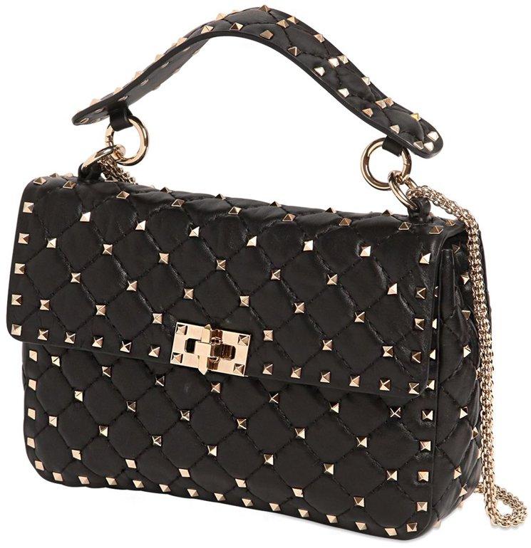 Handbag with studs Valentino gsglzOZ