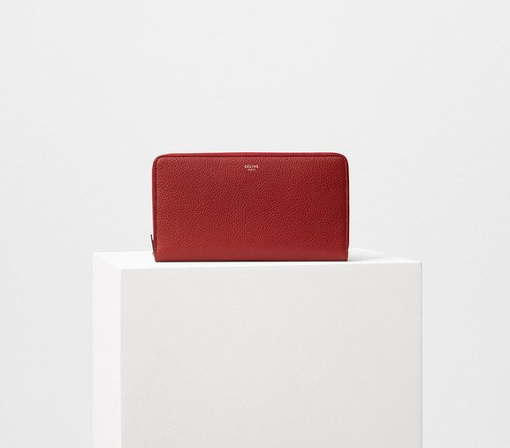 Celine-Large-Zipped-Multifunction-Wallet-2