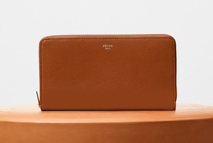 Celine-Large-Zipped-Multifunction-Wallet