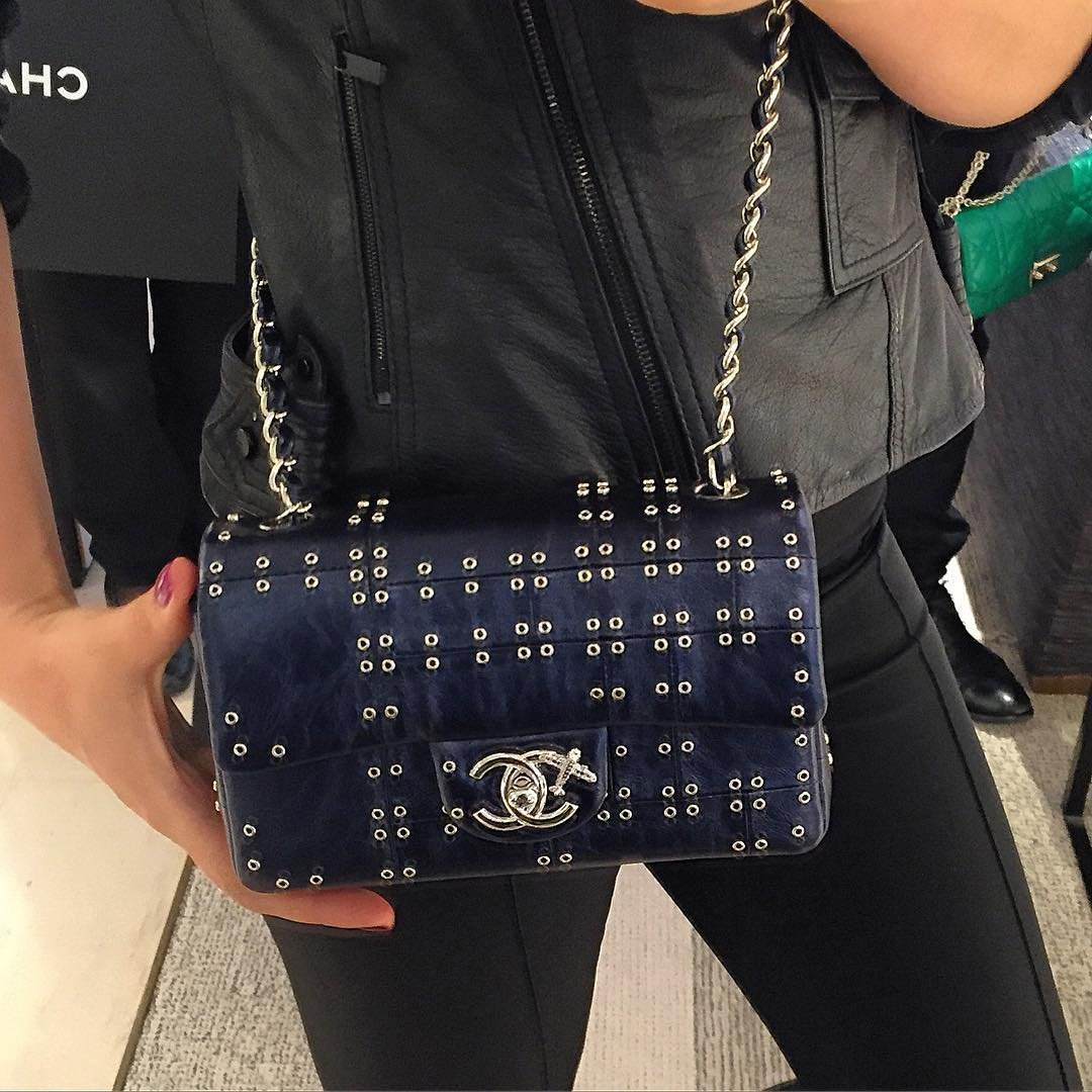 65ebd8ff79b0 Chanel Airline Flap Bag – Bragmybag