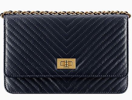 fd00ea04ed2d2a Chanel Chevron Quilted Reissue 2.55 WOC   Bragmybag