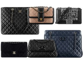 1e109621a706 Chanel Fall Winter 2016 Classic And Boy Bag Collection Act 1