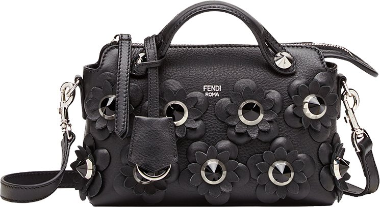 Fendi-Black-Flower-Capsule-Bag-Collection-3
